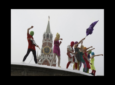 Pussy Riot in Red Square