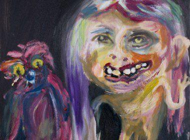 Velvet Laughter Makes the Tears of an Owl