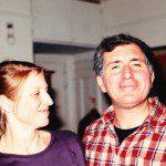 Lisa and Erje, 1985.