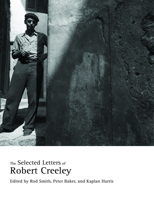 creeley letters