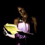 Okwui Okpokwasili performs her solo show BRONX GOTHIC.
