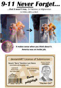 America was an inside job, 2013, (from Theorist)