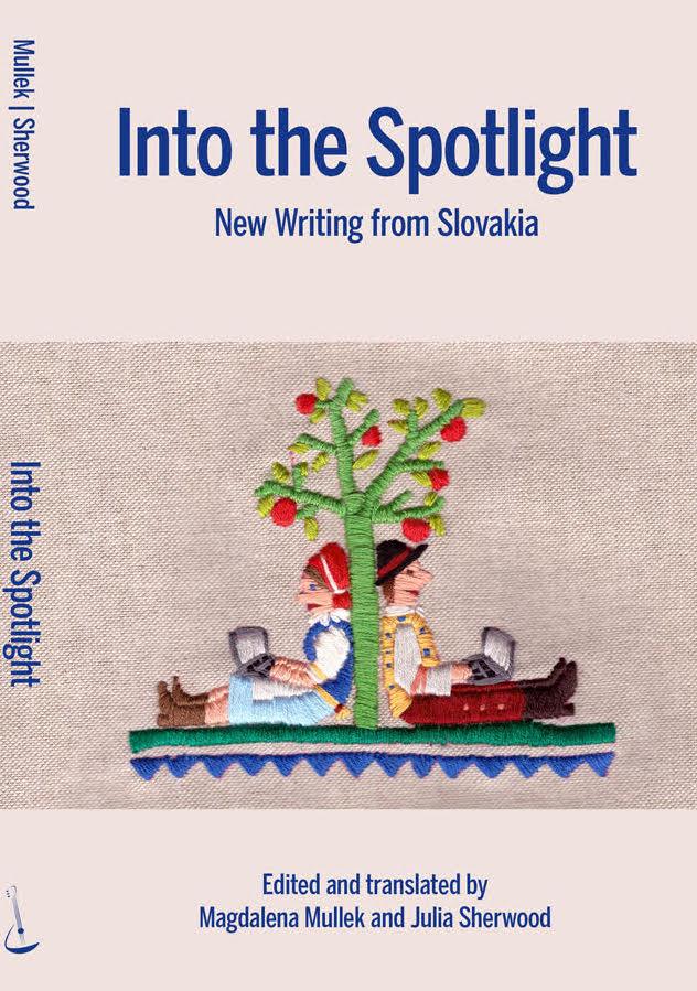 Into the Spotlight - cover - final