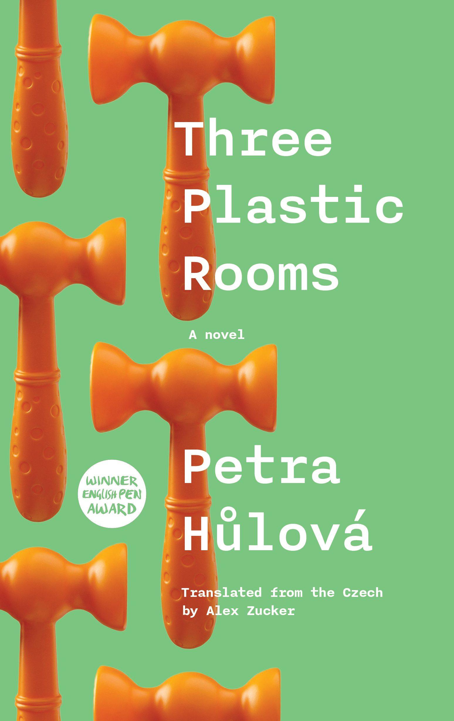 Three plastic rooms cover_Petra Hulova .8