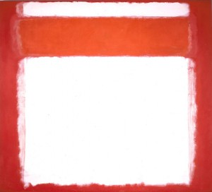 Mark Rothko, No. 16 (Red, White and Brown), 1957